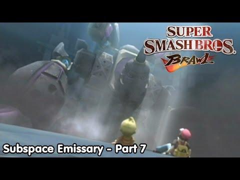 Slim Plays Super Smash Bros. Brawl: Subspace - Part 7