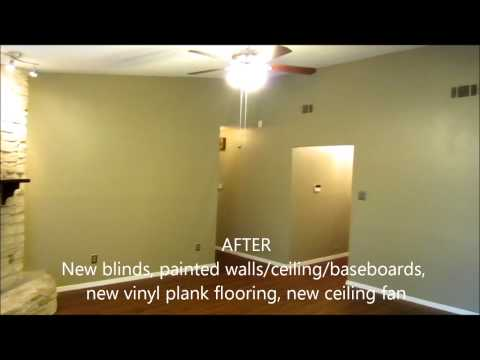 How to remodel your investment property with before/after pictures