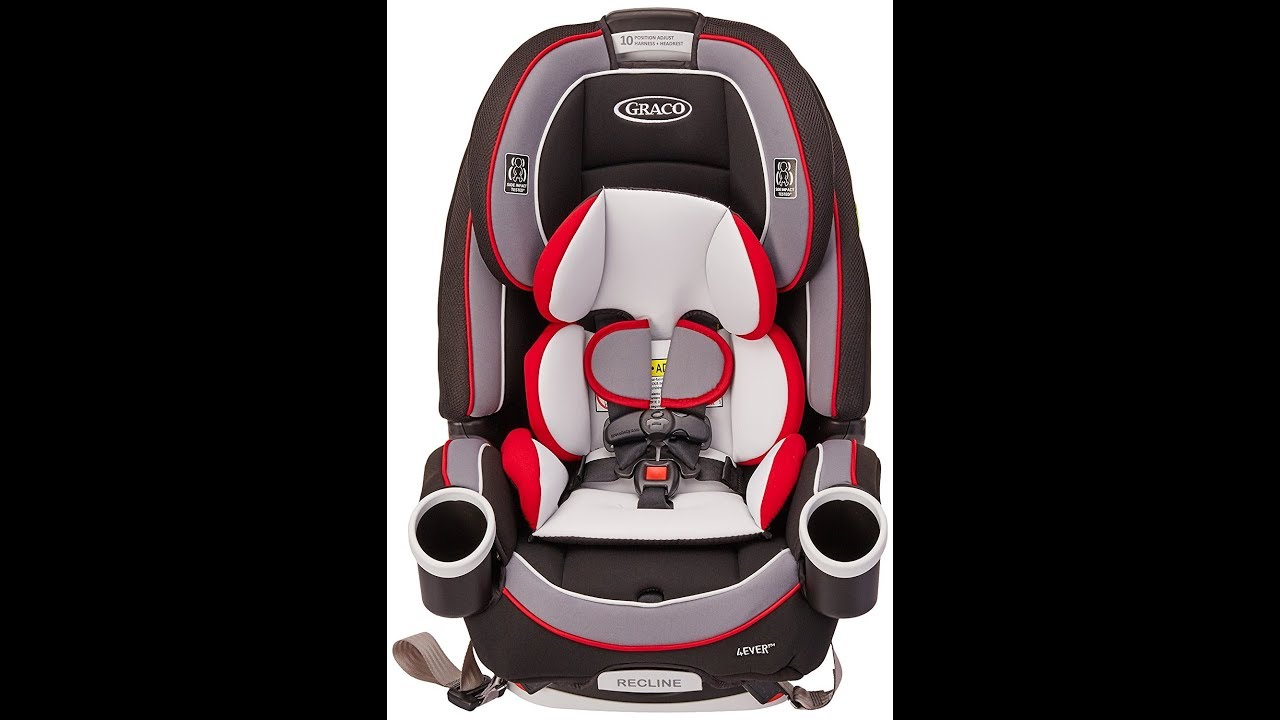 Review Graco 4ever All In One Convertible Car Seat Cougar