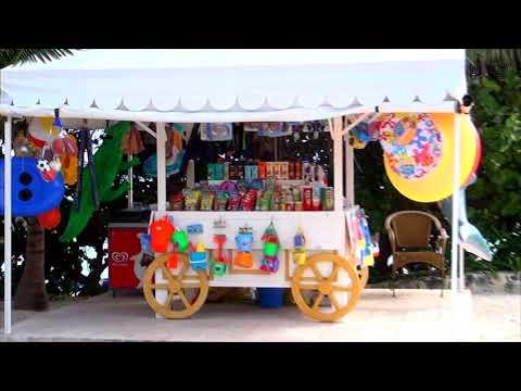 Riviera Maya Mexico - Grand Palladium and Gran Bahia Principe All Inclusive Resort  - YouTube