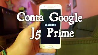 Removendo Conta Google J5 Prime/J2 Prime/ J7 Prime 6.0.1 { 2018} Método Facil