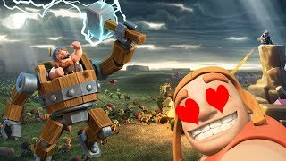 Die Kampfmaschine ist so wichtig! || Clash of Clans || Let's Play CoC [Deutsch German HD]
