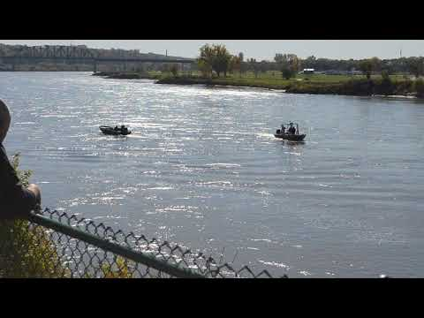 Missouri River search