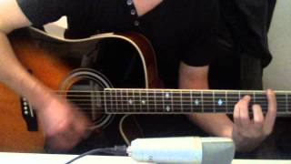Staind - Outside Acoustic Cover