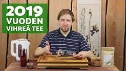 2019 vuoden vihreä tee + Lasigaiwan - VLOG23