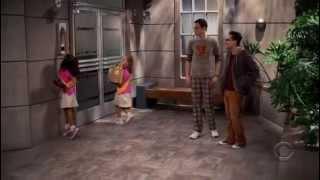 Leonard & Sheldon vs  Penny