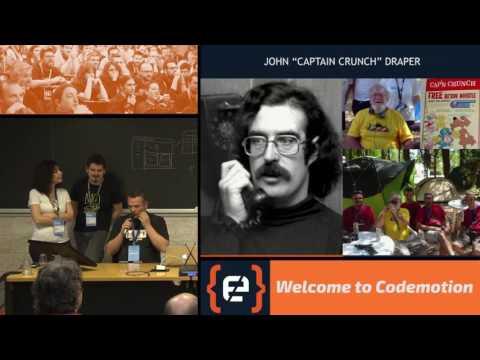 Storia e storie degli hacker della sicurezza informatica - S. Chiccarelli, F. Perna, L. Zappacosta