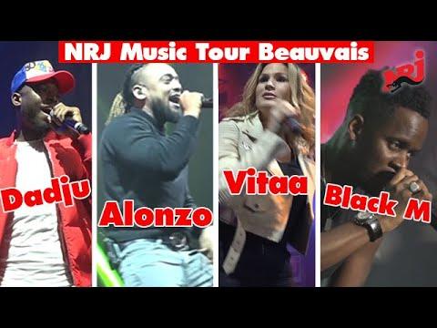 NRJ Music Tour de Beauvais avec Black M, Dadju, Keen'V...: toutes les images! #NRJ