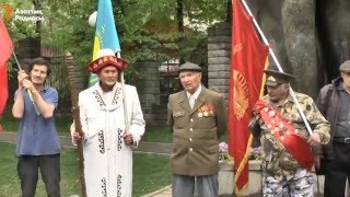 В Алматы прошла акция против
