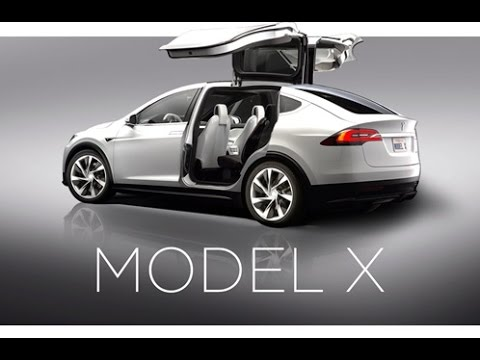 Tesla Model X: Fast and really Expensive - YouTube