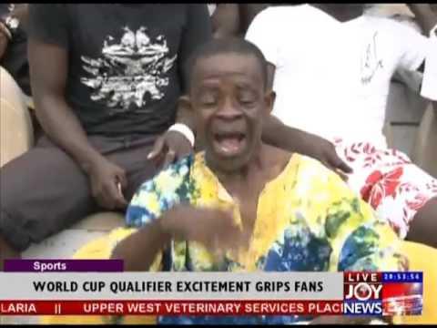 World Cup Qualifier Excitement grips Fans
