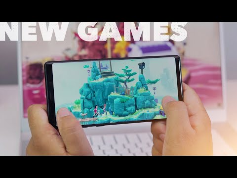10 Best Android & IPhone Games Games - June 2019!