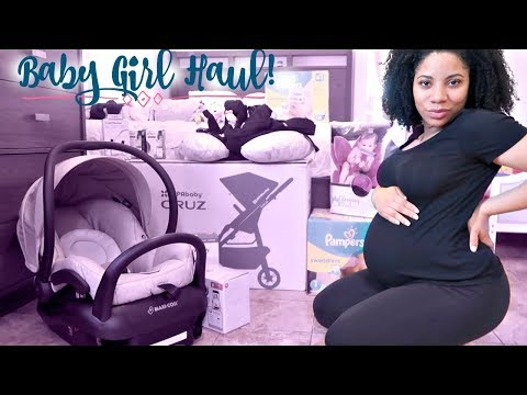My Subscribers Picked My New Baby Stroller! Baby Girl #2 HAUL
