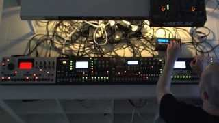 Dataline Live Elektron Session at Beatport, Berlin