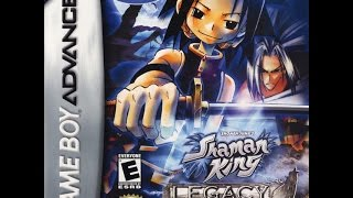 TheRomario626 [UGC Normal+] - Shaman King - Legacy of the Spirits - Sprinting Wolf (GBA) Final Part
