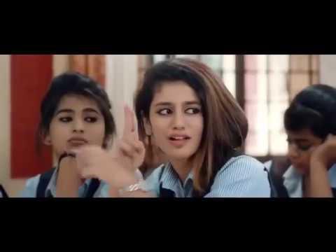 Malayalam sensation Priya Prakash Varrier is back with another viral video