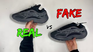 REAL VS FAKE! ADIDAS YEEZY 700 V3 ALVAH COMPARISON!