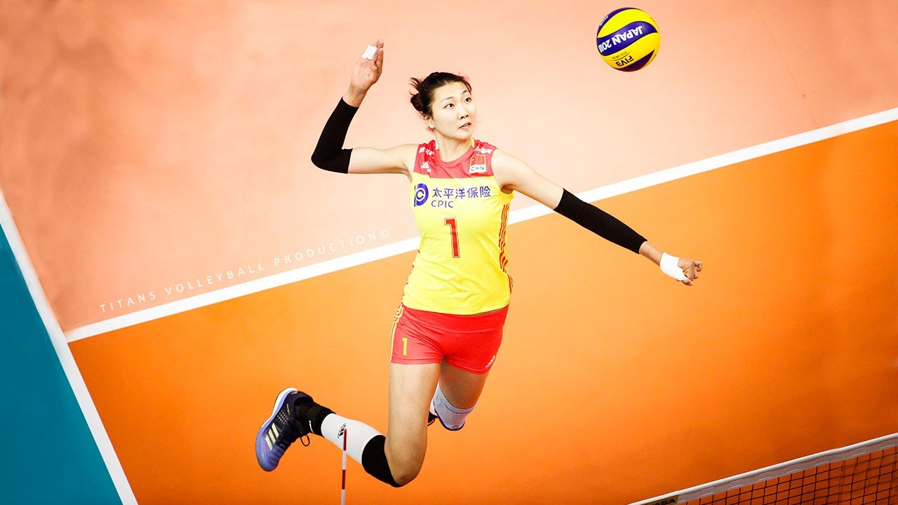 Yuan Xinyue (袁心玥) - Best Volleyball Actions 2019 (Spikes - Blocks) | Women's Volleyball
