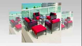 How To Make Outstanding Contemporary Outdoor Furniture | My Modern Outdoor Furniture Gallery