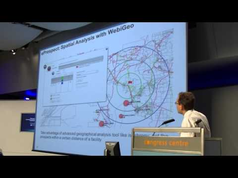 eProspect An Oil & Gas Location Intelligence Application for Total by Galigeo