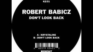 I Don't Look Back