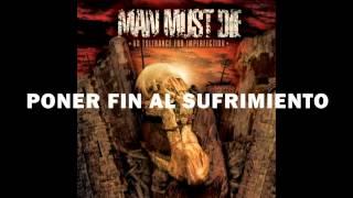 Man Must Die - This Day Is Black (Sub Español + Mp3)