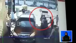 Detik-detik Terjadinya Ledakan Bom di Mapolrestabes Surabaya - BIS 14/05