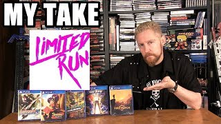 LIMITED RUN GAMES MY TAKE - Happy Consoler Gamer