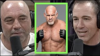 Bill Goldberg Could Be Just As Big As The Rock w/Bryan Callen | Joe Rogan