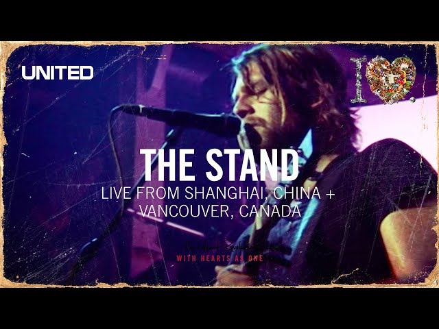 The Stand - iHeart Revolution - Hillsong UNITED