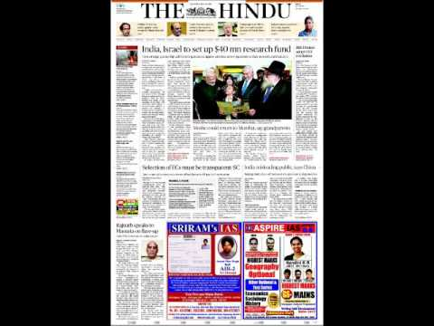 How to read NEWSPAPER for UPSC | PART 1