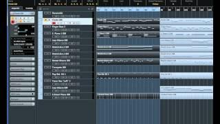 Создание стиля в Cubase 8 Pro из midi файла для Korg Pa500