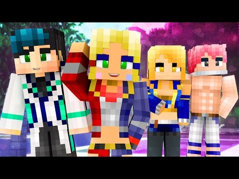 Yandere High School - ANIME CONVENTION DRAMA! [S2: Ep.8 Minecraft Roleplay]