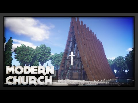 Minecraft - Modern Church 2