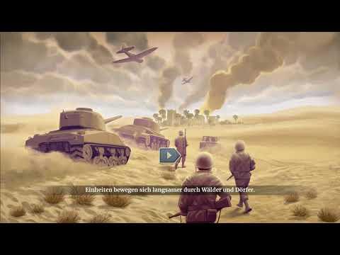 1943 Deadly Desert  Tutorial |