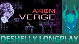 (L:26) Axiom Verge PC Longplay (03:19:27)