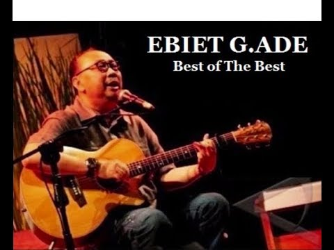 Koleksi Album Terbaik  Ebiet G. Ade