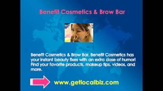 Benefit Cosmetics - Official Site and Online Store - Get Local Biz Thumbnail