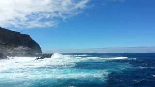 Waves / Волны океана