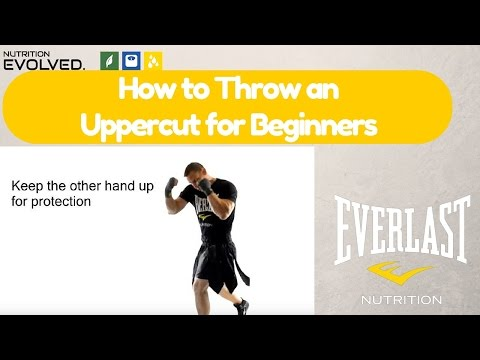 How to Throw an Uppercut Boxing (A step by step guide for Beginners)