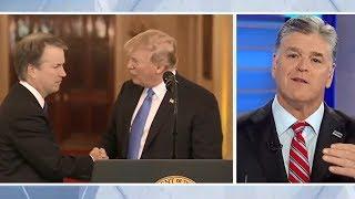 """TRUMP Picks Brett Kavanaugh for SUPREME COURT"" - Sean Hannity"