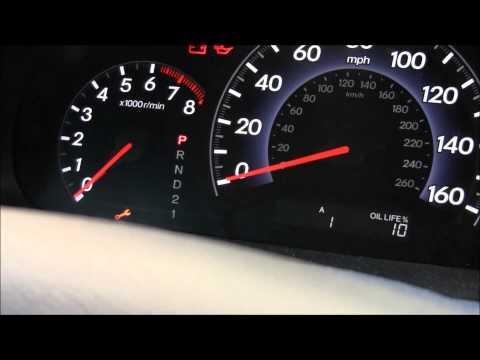 Honda Engine Error Codes P3400 P3497