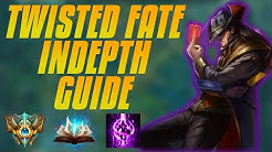 TWISTED FATE MID - How I Got Challenger With TF - Detailed Explanation