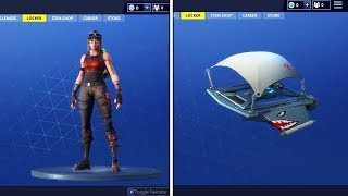 ALL SKINS and OBJECTS from Season 1 return to Fortnite..