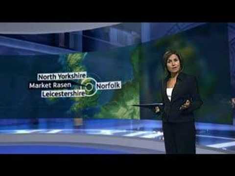 UK Earthquake 2008 - (News 1)