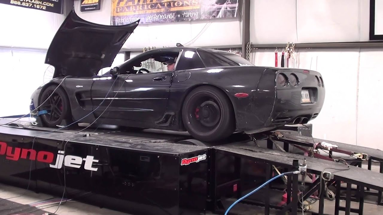 blevins tuning supercharged c5 zo6 corvette dyno vid youtube. Black Bedroom Furniture Sets. Home Design Ideas