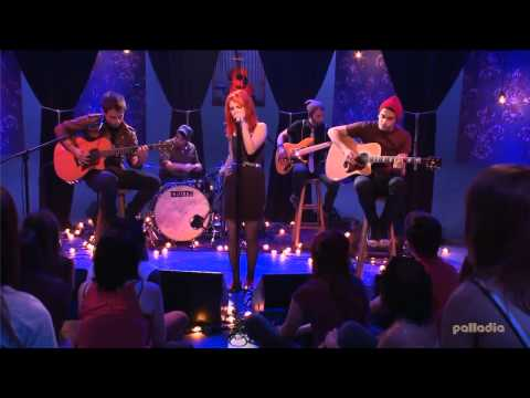 Paramore - Ignorance /MTV Unplugged - 720p