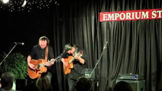 Edgar Cruz and Michael Kelsey Jammin' at the Emporium