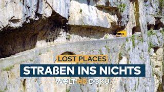 LOST PLACES  - Straßen ins Nirgendwo | HD Doku