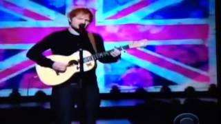 ed sheeran in my life beatles cover